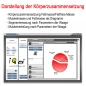 Preview: Körperanalyse Software Body Fat Manager