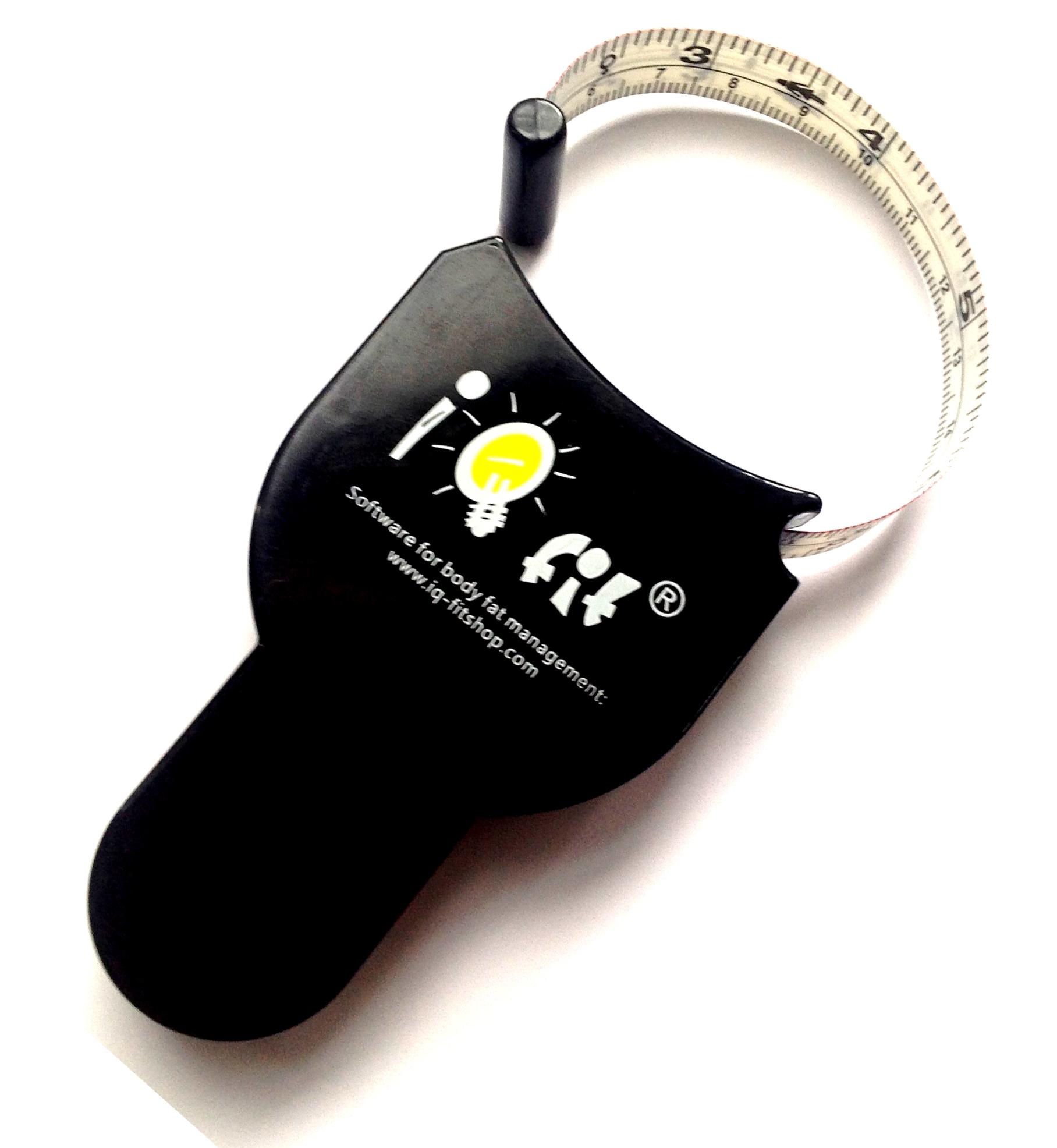 Ergonomisch Körpermassband Umfangsmessband Rollmaßband für Diät